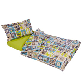 pillow case & duvet cover
